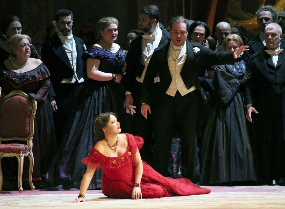 Netrebko alla Scala: perché è la più brava