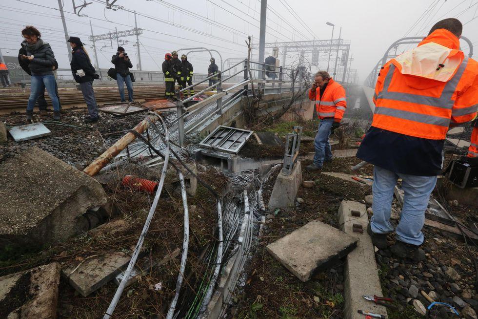 Ferrovie: tutti gli attentati degli ultimi 2 anni