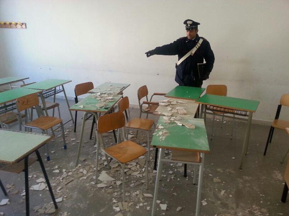 Scuola, tutti i crolli e gli incidenti degli ultimi anni