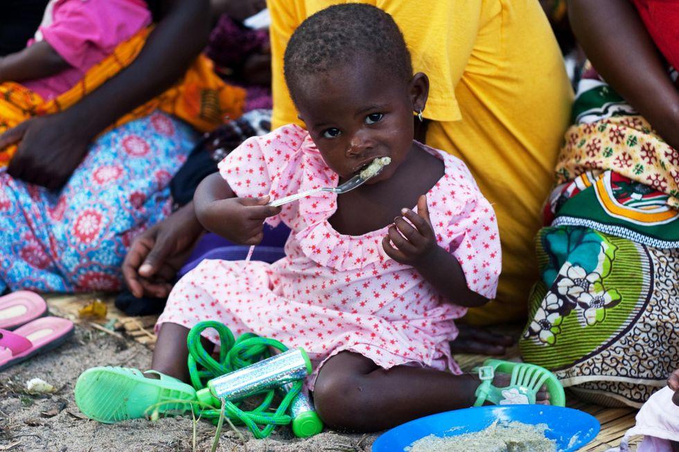 Meno fame nel mondo, ma cresce nei Paesi ricchi