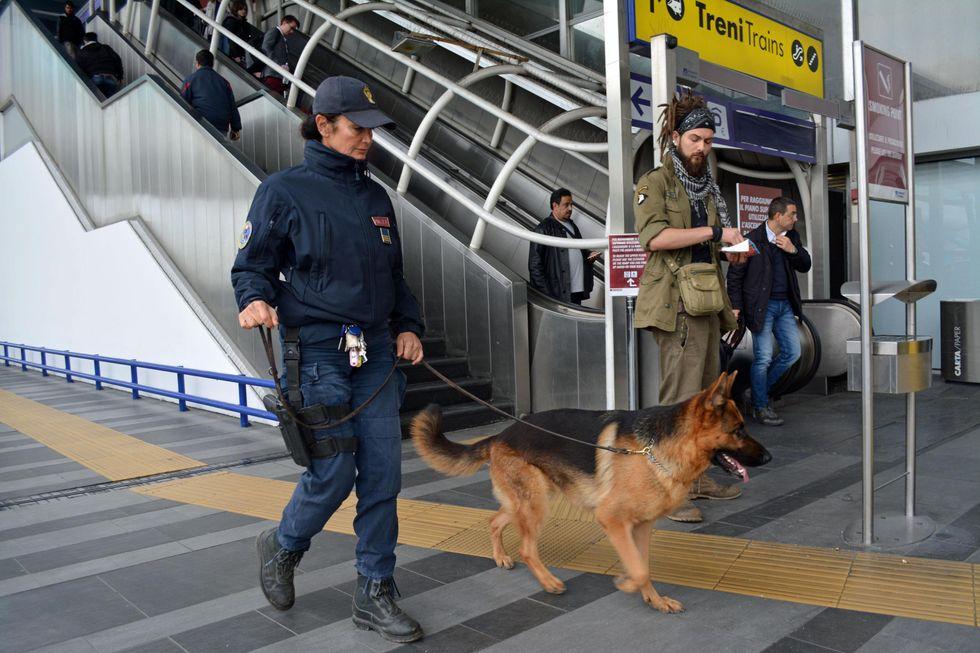 """Terrorismo: """"Gli scali italiani sono i più sicuri d'Europa"""""""
