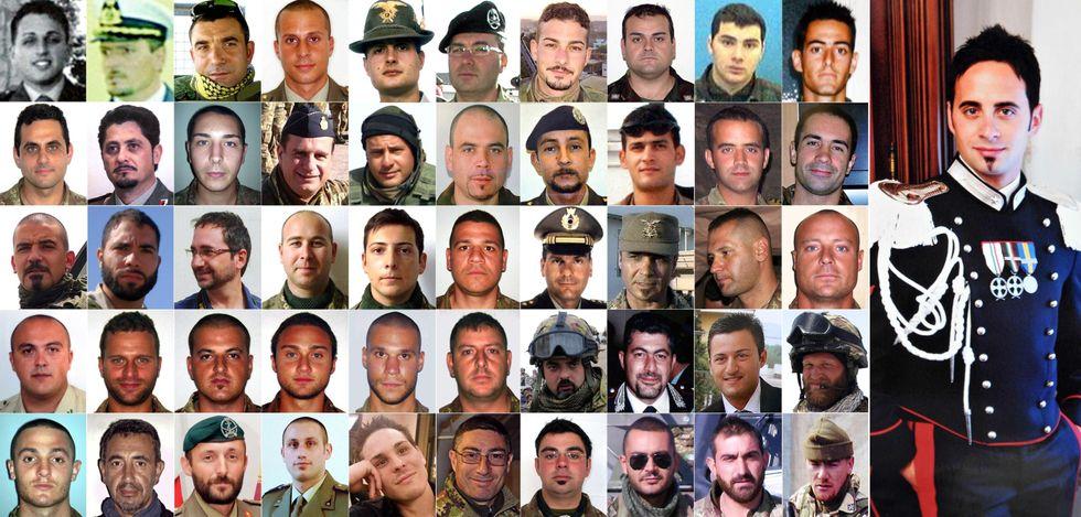 Afghanistan: salgono a 51 i caduti italiani