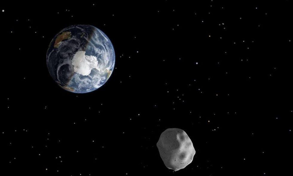 Barack Obama a caccia di asteroidi