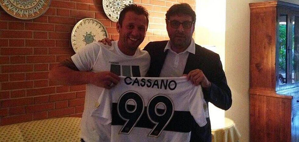 """Cassano: """"Via dall'Inter per colpa di Mazzarri"""""""
