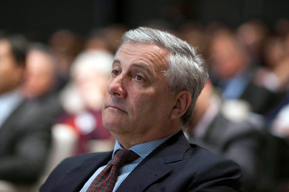 Antonio Tajani nominato presidente dell'Europarlamento