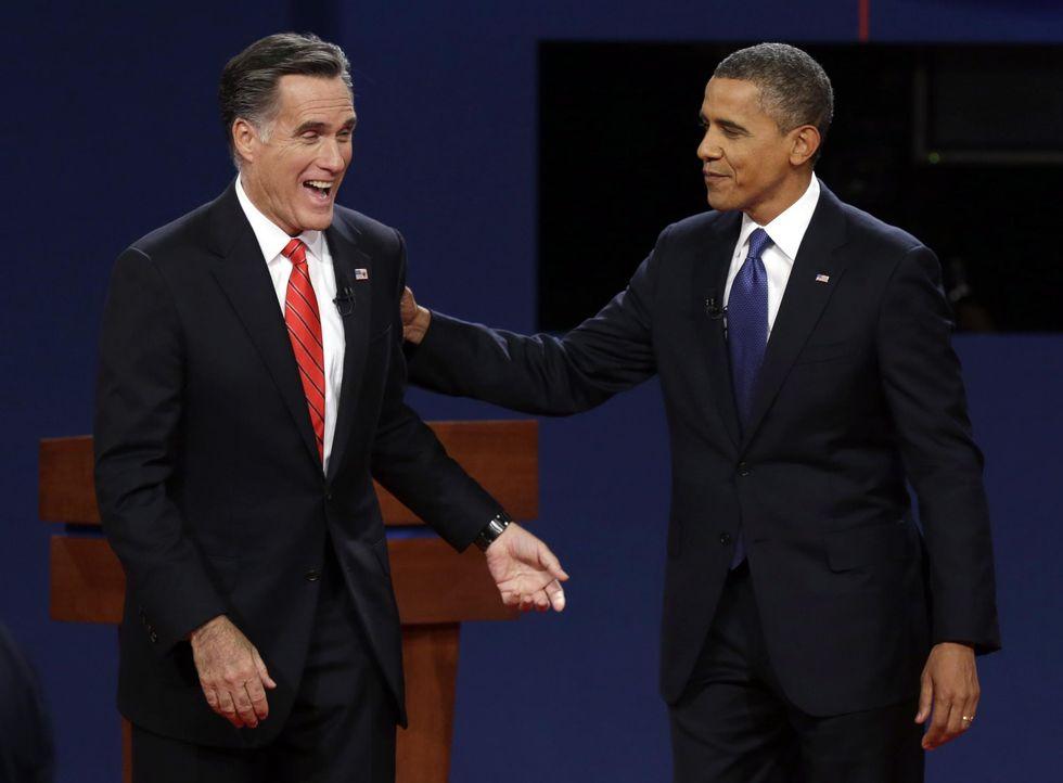 Romney-Obama, estetica di un duello