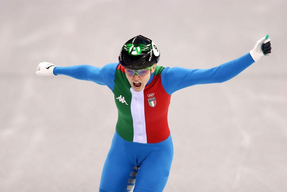 olimpiadi invernali 2018 fontana medaglie italia