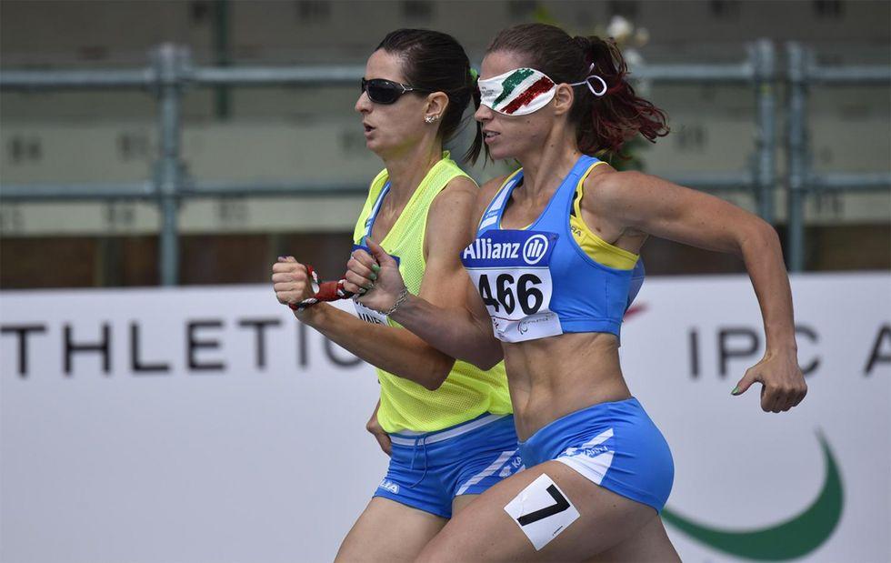 """Paralimpiadi, Coppia dei Sogni: """"Ecco come funzionano le nostre gare di corsa"""""""