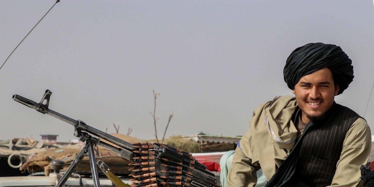 armi talebani