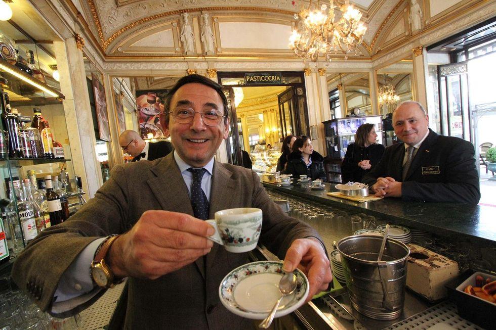 Coffee and solidarity, an Italian idea