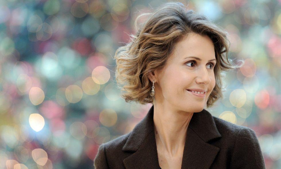 Siria: Asma al-Assad, la Rosa del deserto diventata First lady del diavolo