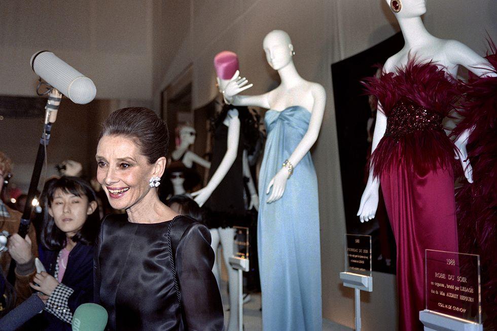 All'asta il guardaroba di Audrey Hepburn