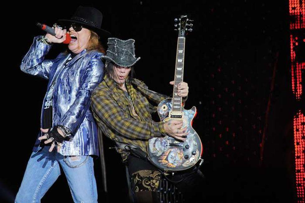 Ricette rock: udon Guns'n'Roses alla Dj Ashba