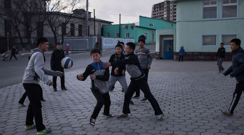 Rason, Corea del Nord