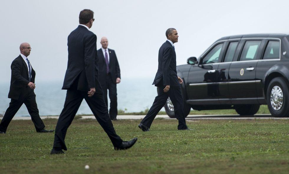 Obama licenzia i suoi agenti segreti