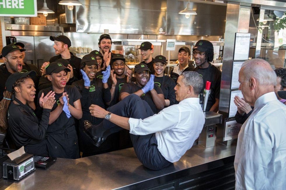 Ferguson: Obama sta tradendo la comunità nera?