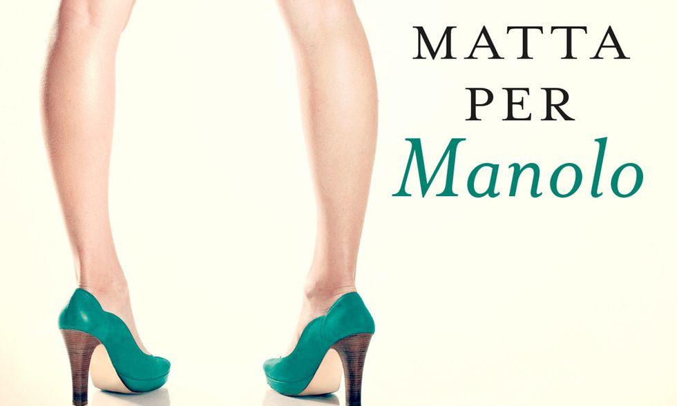 'Matta per Manolo' di Bea Buozzi. Il primo libro de Il club dei tacchi a spillo