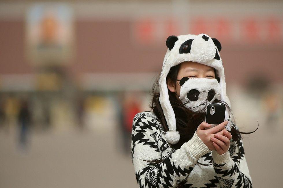 China choosing Italian technologies to fight pollution