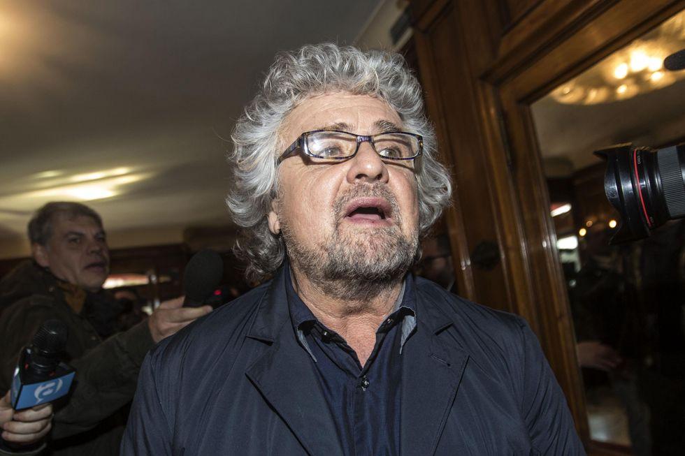 Beppe Grillo: ecco come pensa di salvare il Movimento