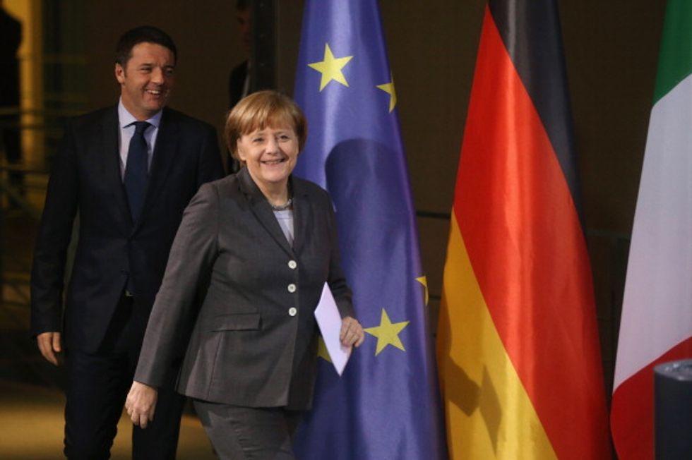 Europa: Renzi cerca l'accordo con Merkel, ma a cosa serve?