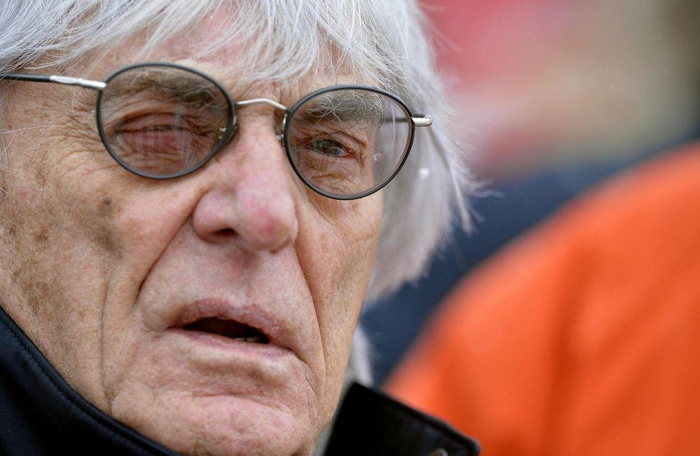 """Ecclestone: """"Mercedes davanti a tutti, ma Ferrari ok"""""""
