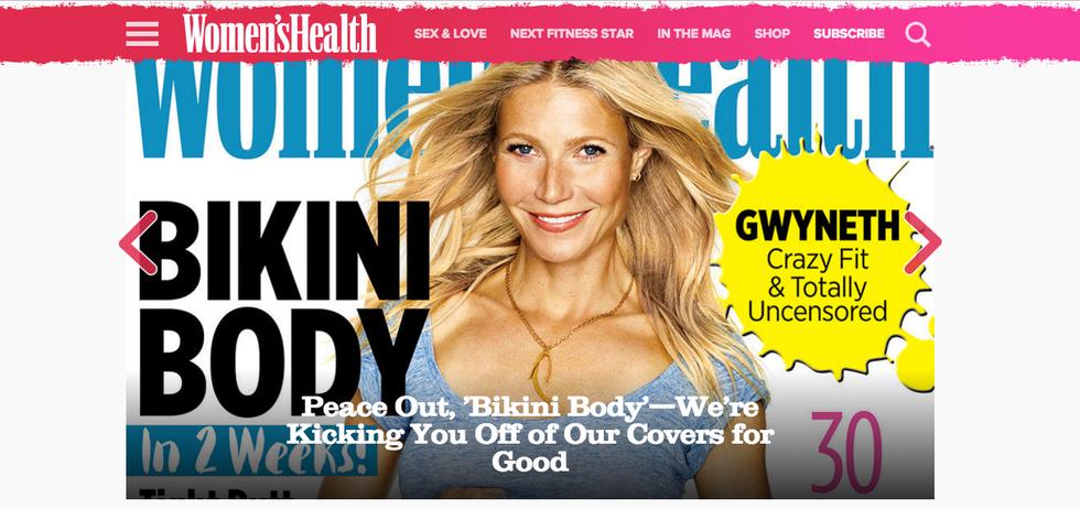 """""""Bikini body"""""""