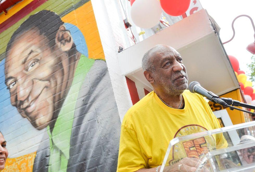 """Bill Cosby: """"Pagavo il silenzio delle donne"""""""