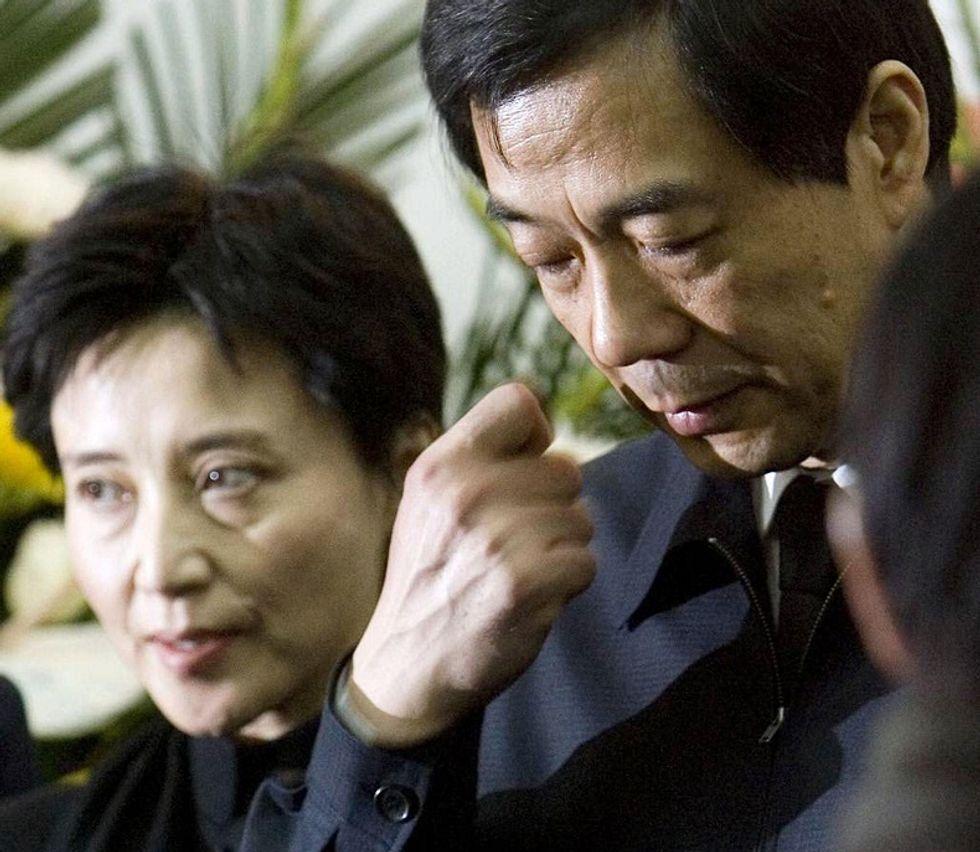Bo Xilai rischia di essere incastrato dalla moglie