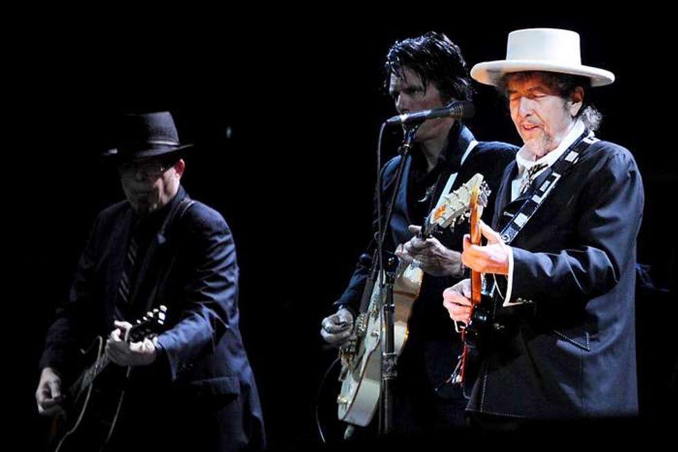 Bob Dylan: Tempest, tutto sul nuovo album