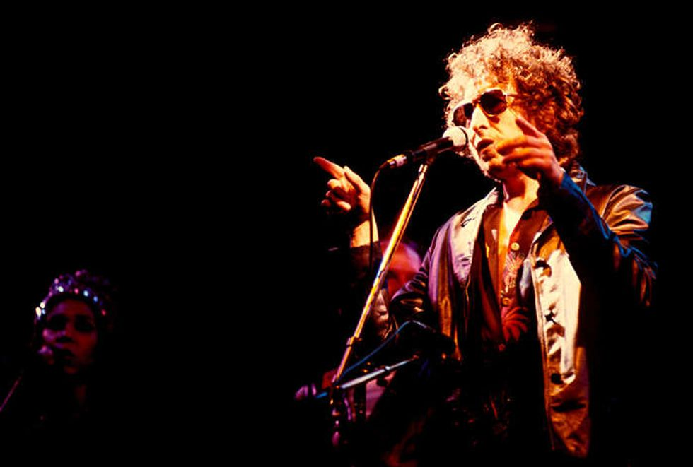 Bob Dylan: il nuovo video shock