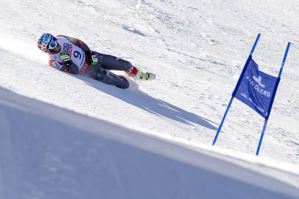 Bode Miller: caduta e addio ai Mondiali di sci