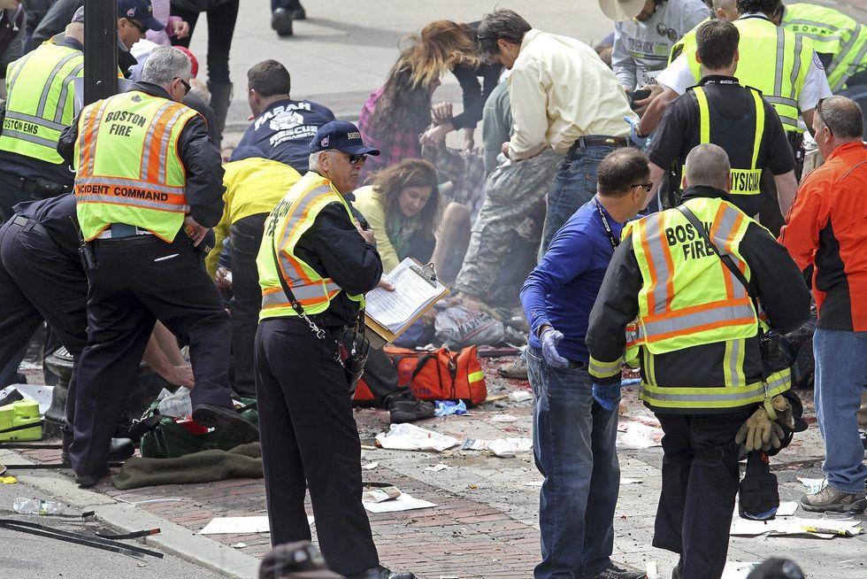 Terrorismo interno o Al Qaeda?