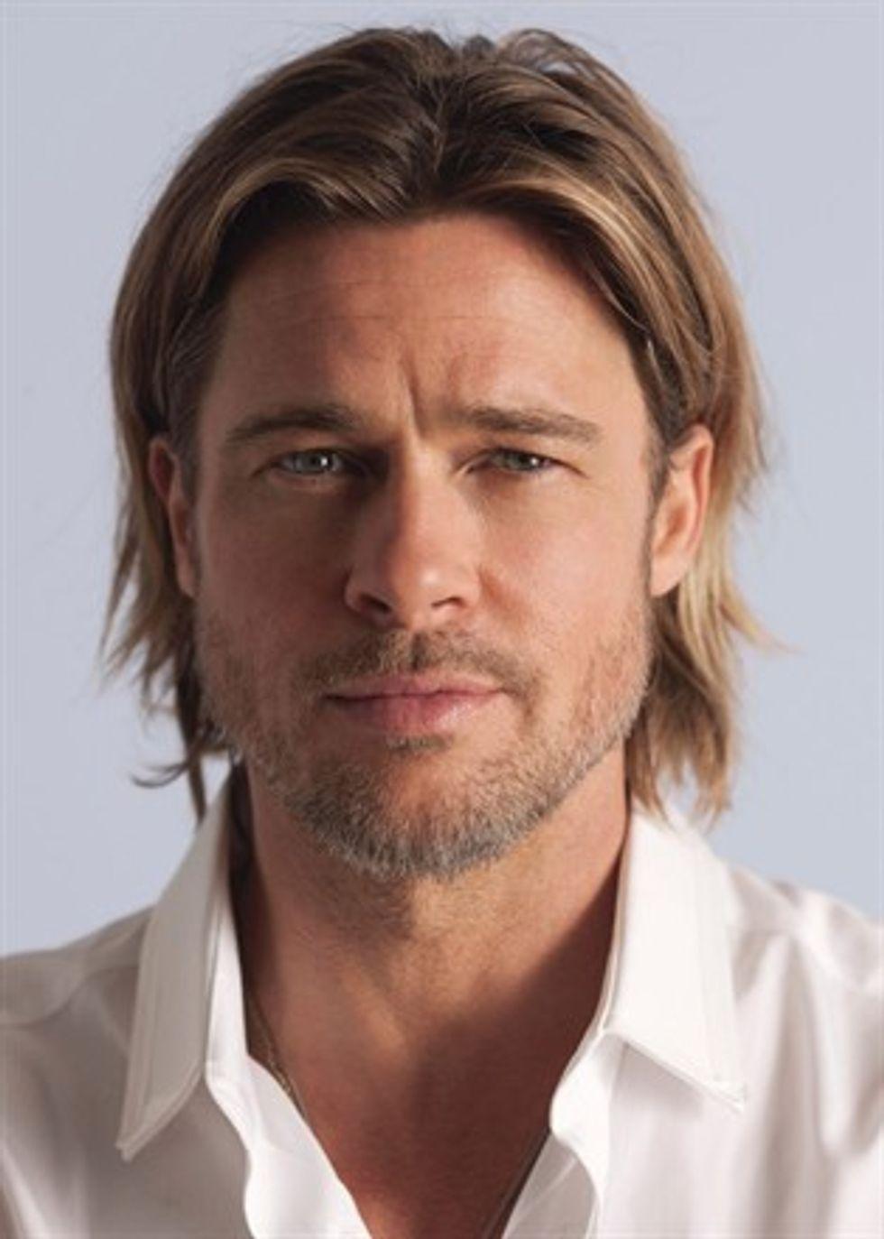 Brad Pitt nuovo volto di Chanel N°5
