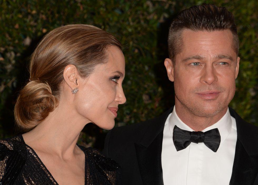Angelina Jolie regala un'isola a Brad Pitt