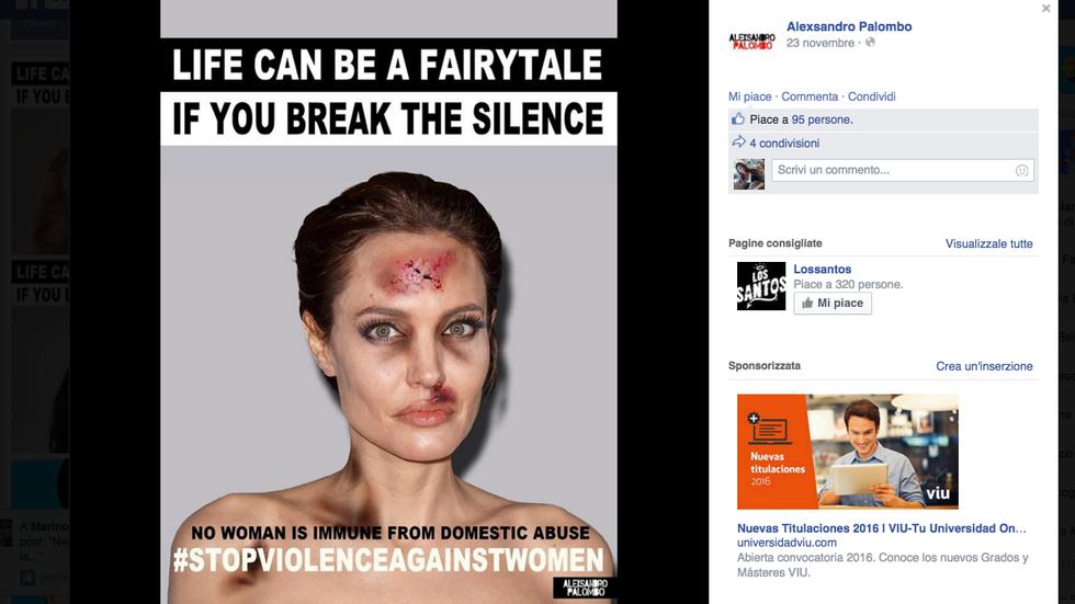 #BreakTheSilence 'La vita può essere una favola, se rompi il silenzio' -