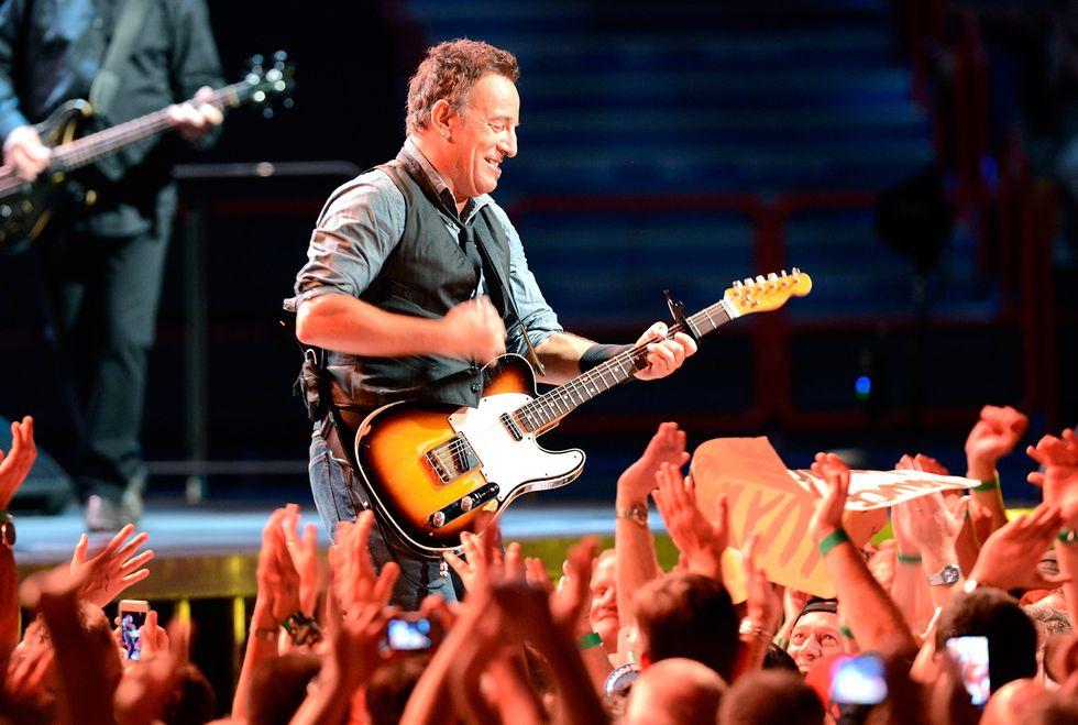 Bruce Springsteen: le scalette dei 6 concerti a San Siro