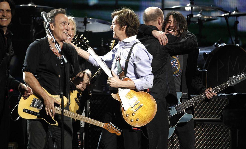 L'incubo dell'interruzione: non solo Springsteen & McCartney