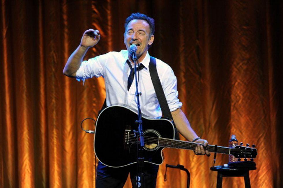 """Bruce Springsteen: """"Outlaw Pete"""" diventa un libro"""