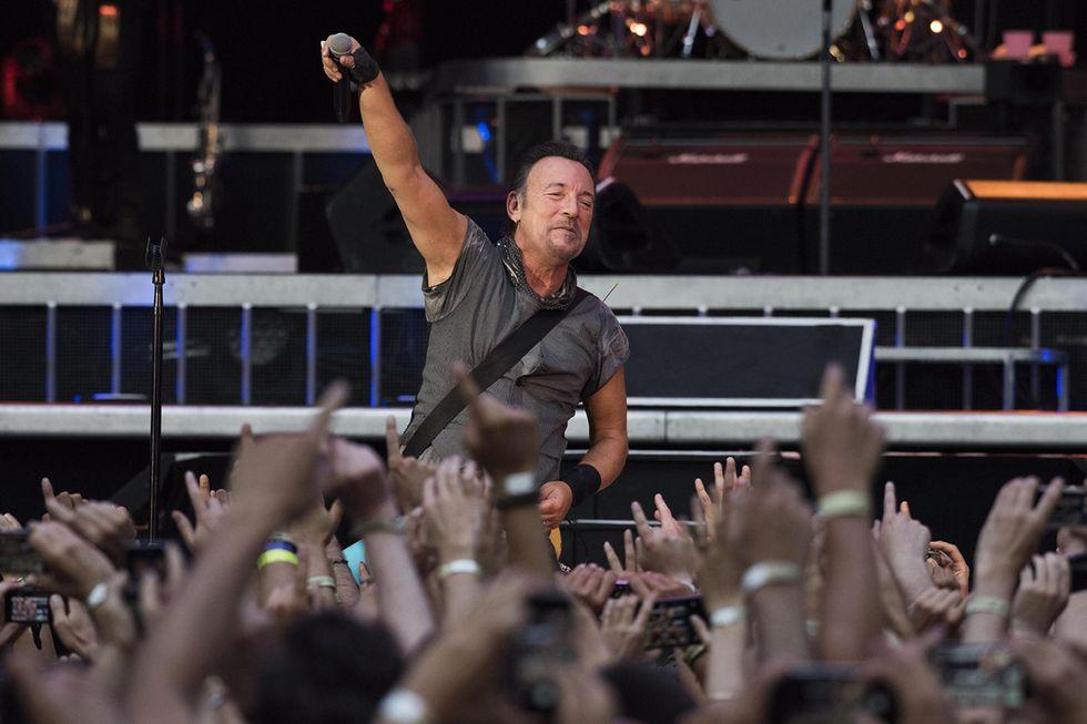 Bruce Springsteen: trionfo a Milano: La scaletta e i video di San Siro