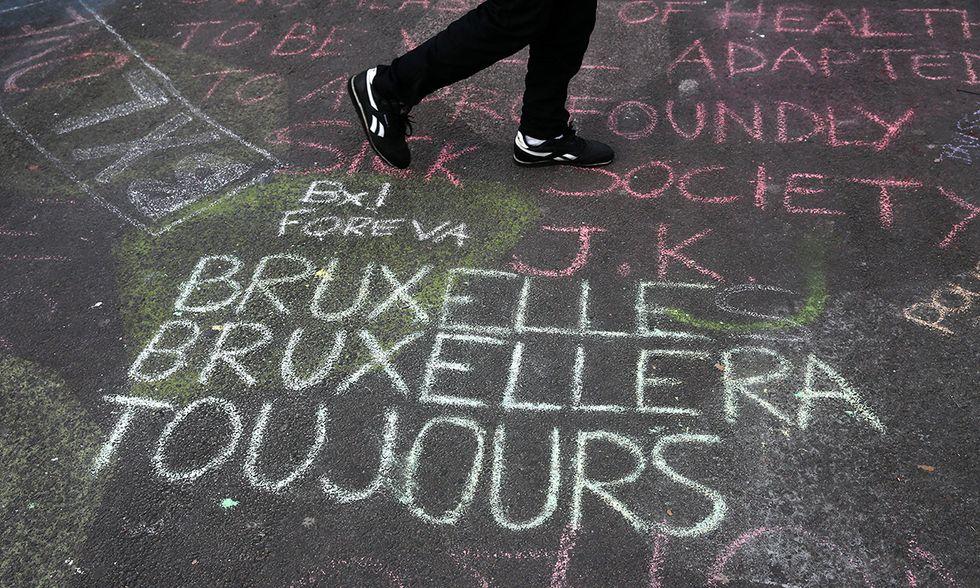 Bruxelles, Place de la Bourse