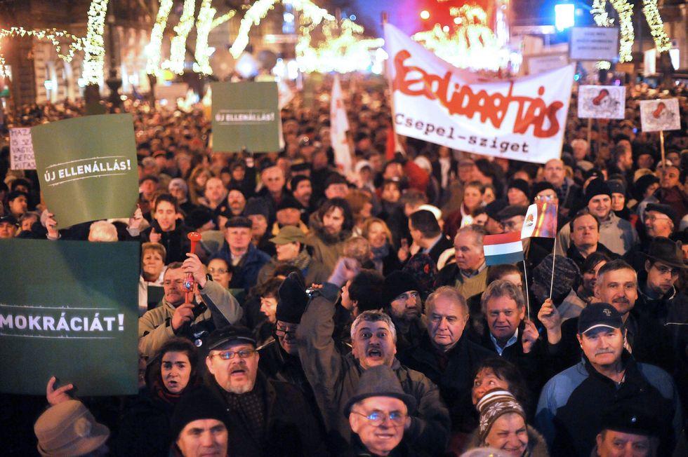 Taglio dei parlamentari: la lezione ungherese