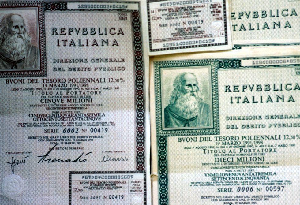 Banche: cosa succede se l'Italia va in default