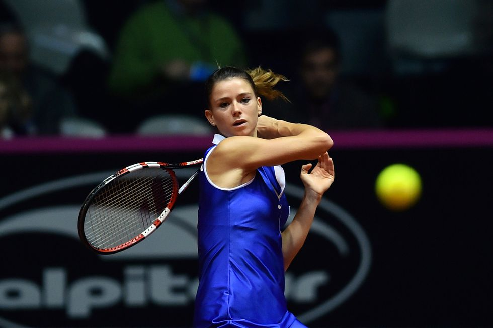Camila e Sergio Giorgi: la scommessa del tennis formato famiglia
