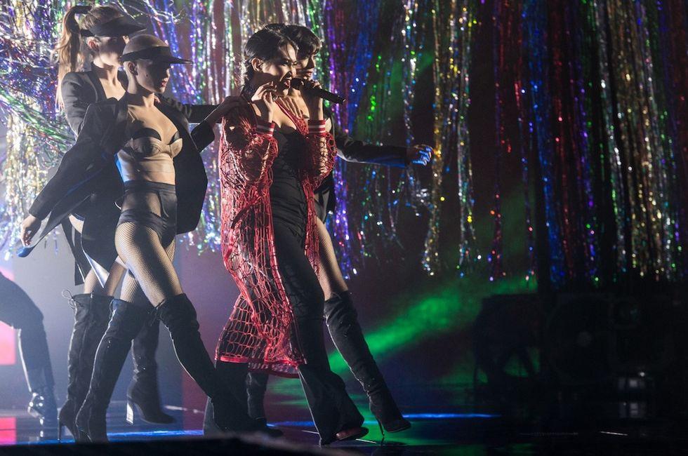 Camille Cabaltera X Factor 11