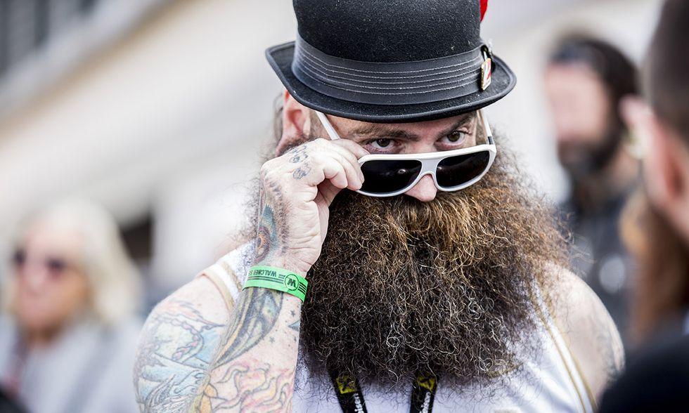 Campionato mondiale di barba e baffi