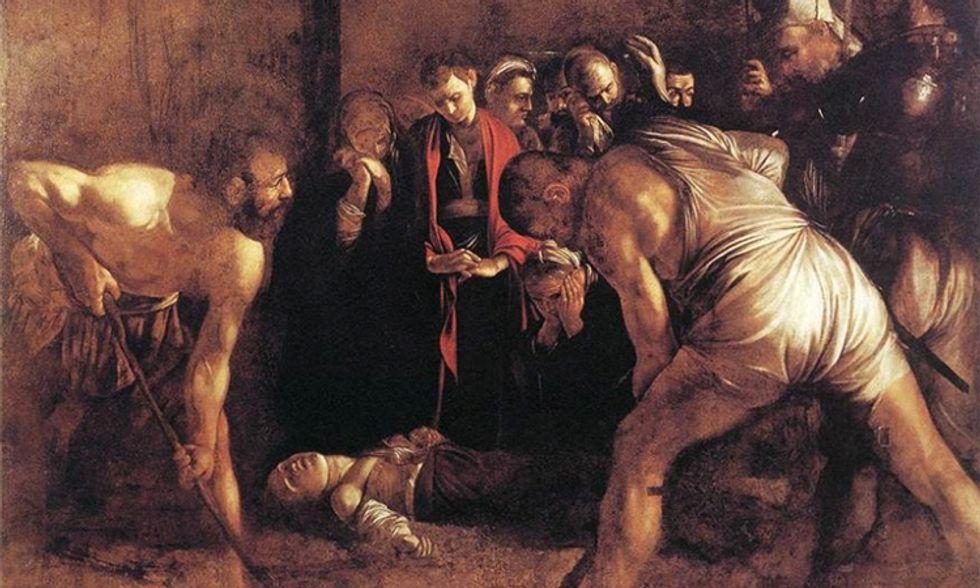 Giuseppe Fornari, La verità di Caravaggio