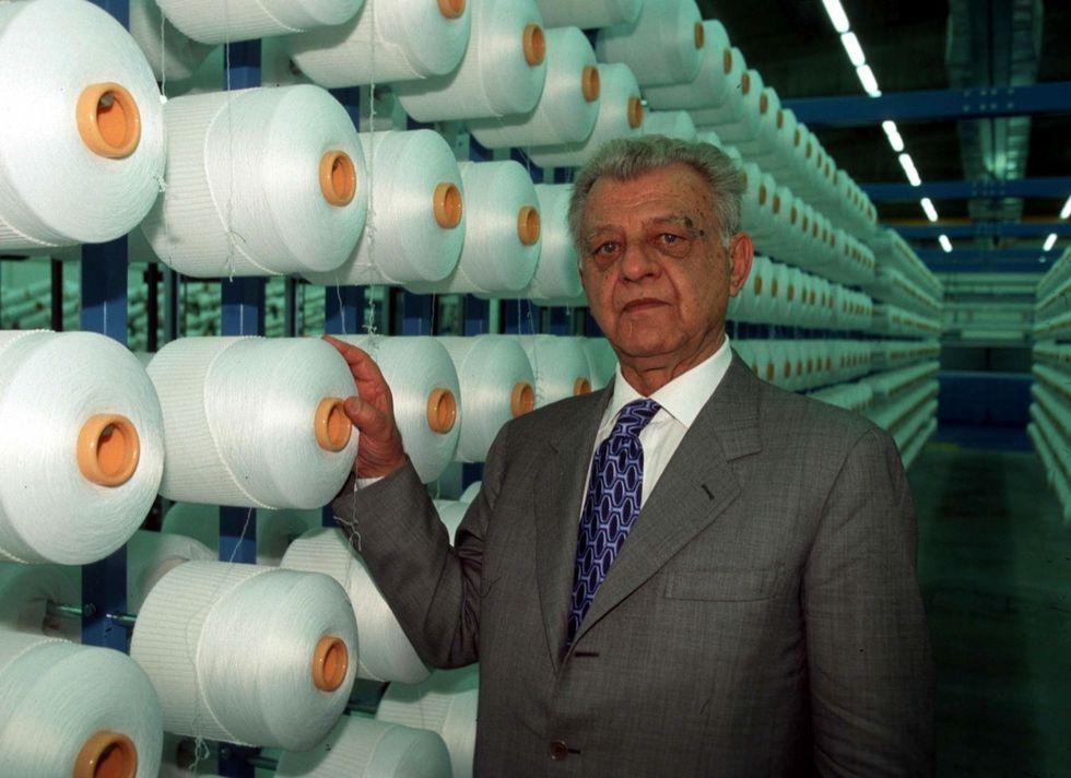 È morto Carlo Miroglio, imprenditore tessile di Alba