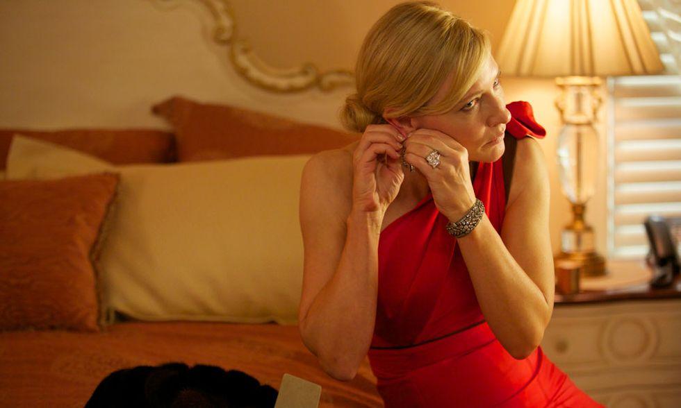 Blue Jasmine di Woody Allen, Cate Blanchett antieroina tragica
