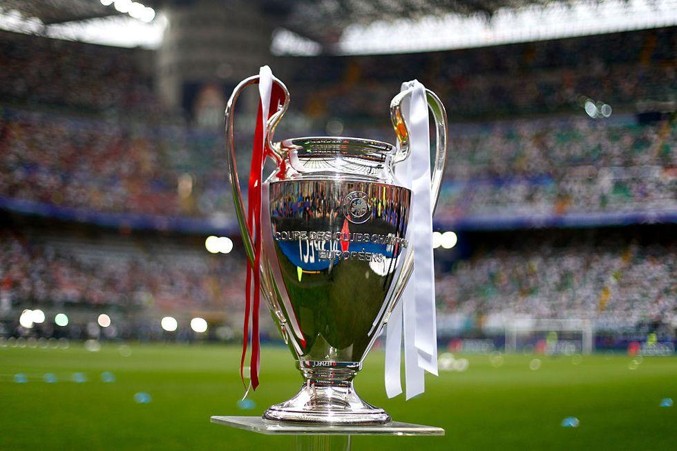 Champions League 2016-2017, sorteggio e fasce