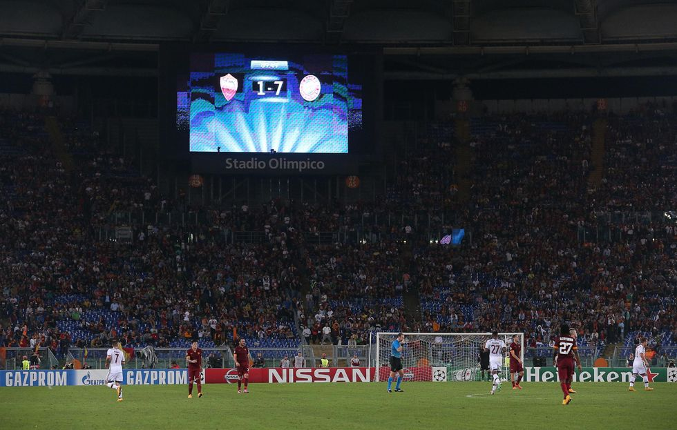 champions league roma 2017 2018